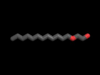 lauryl alcohol Molecules@GNU-Darwin org Structural Archive